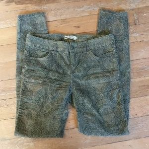 Free People Corduroy Pants - 26